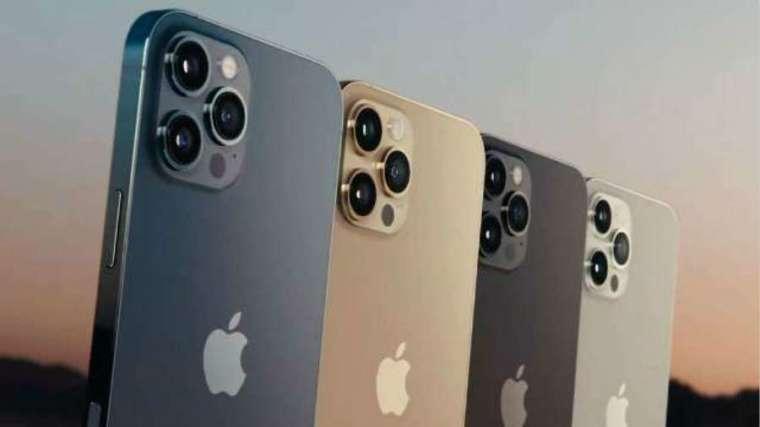 蘋果 5G 版 iPhone 12 系列熱銷 (圖片:蘋果)