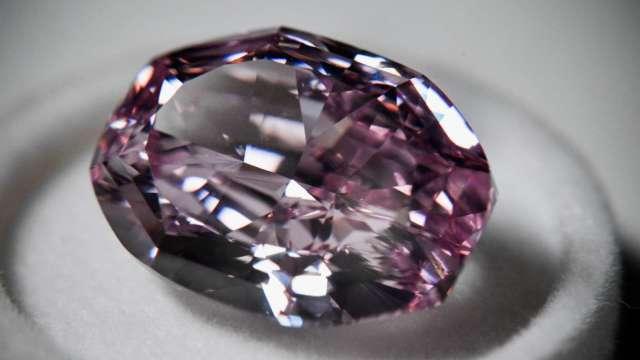 傳De Beers上調鑽石售價 為疫情爆發以來首度 (圖:AFP)