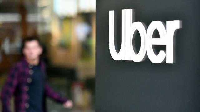 羊毛出在羊身上!Uber新增加州駕駛福利 消費者買單(圖片:AFP)