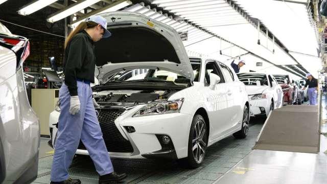 日本12月製造業PMI報49.7  產出與新訂單降幅縮小 (圖片:AFP)