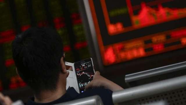 梁孟松閃辭CEO、遭MSCI踢除成分股 中芯A股一度暴跌近10%。(圖:AFP)
