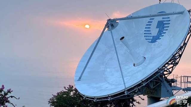 中華電不缺席低軌道衛星 看好未來將扮演系統整合角色。(鉅亨網記者沈筱禎攝)