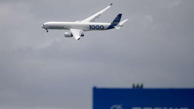 別讓漁翁得利!德駐美大使力促盡速解決歐美空巴、波音飛機補貼爭議(圖片:AFP)