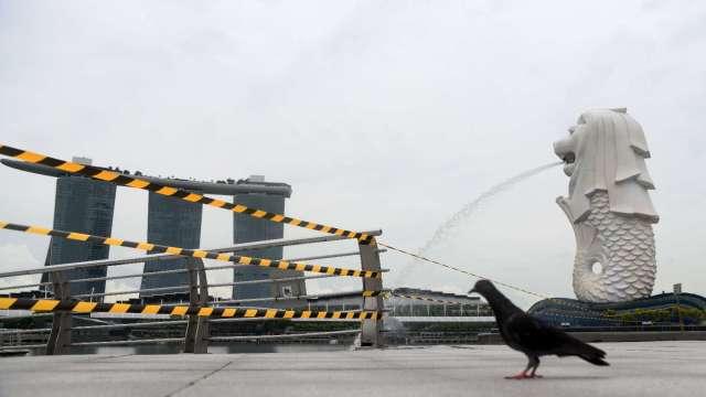 新加坡11月非石油出口年減4.9% 連續兩個月下跌(圖片:AFP)