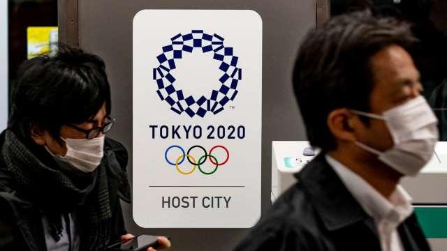 東京單日確診突破800人 醫療警戒層級調至最高 (圖片:AFP)