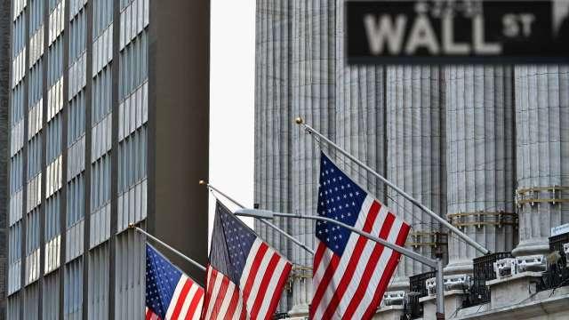 市場觀望紓困計畫協商結果 美股期貨走升(圖片:AFP)