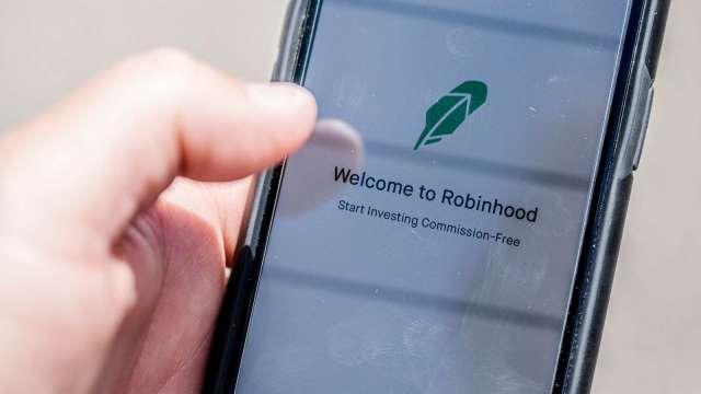 SEC指控Robinhood詐欺 6500萬美元和解 (圖片:AFP)