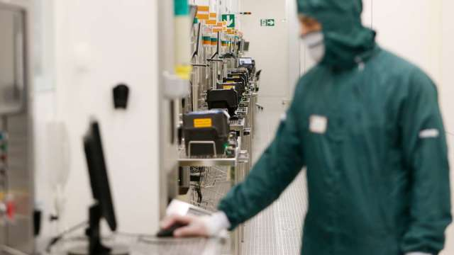 11月北美半導體設備出貨26.1億美元 連14個月維持正成長。(圖:AFP)