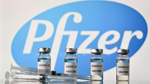 日經:輝瑞向日本當局申請新冠病毒疫苗使用許可 (圖片:AFP)