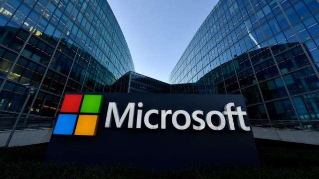 微軟證實遭駭客攻擊 強調產品安全 已確認40多個受害目標(圖:AFP)