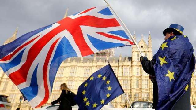 英國與歐盟談判最後倒數 漁業權問題嚴重分歧 (圖片:AFP)