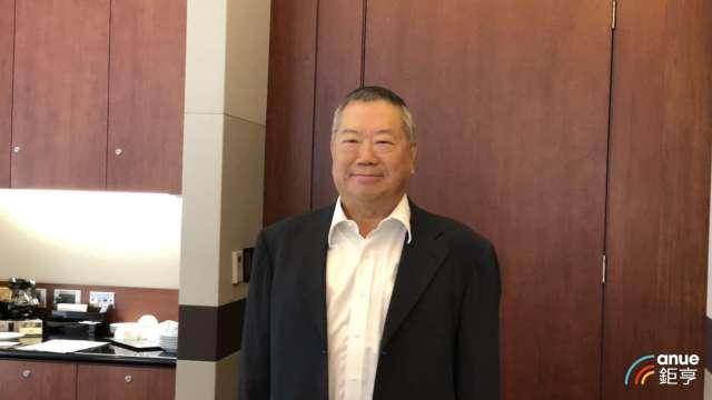 台星科與矽格董事長黃興陽。(鉅亨網資料照)
