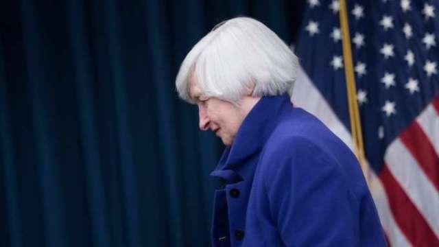 葉倫可能被迫支持強勢美元 匯率操縱國有望鬆口氣? (圖:AFP)