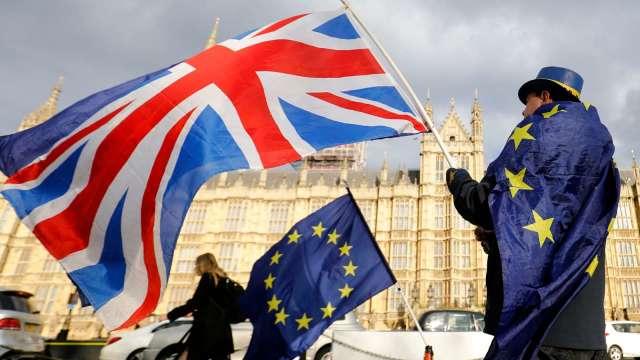 英媒:英國在漁業權問題向歐盟作出大幅讓步 (圖片:AFP)