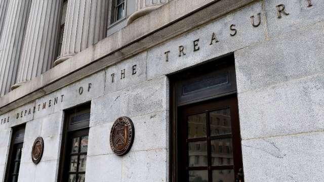 美參議員:財政部數十個電郵帳戶遭駭 梅努欽:已掌控情況(圖:AFP)