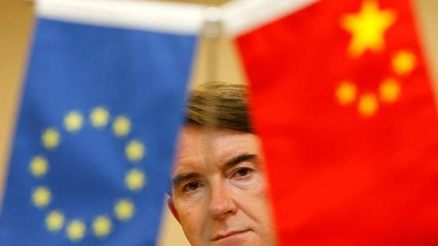 中歐投資協議即將敲定 拜登團隊盼盡快與歐盟磋商 (圖:AFP)