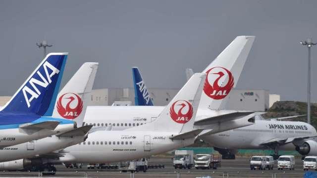 防堵變種病毒入侵 日本禁止旅客自英國入境 (圖片:AFP)