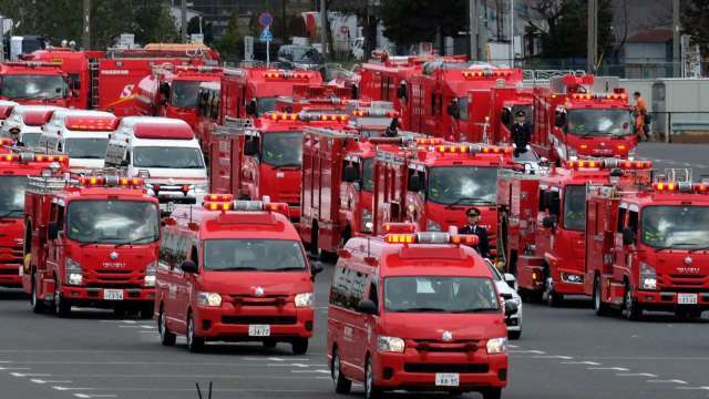 PCB廠Ibiden日本廠區發生火警 無人傷亡、產線無恙 (圖片:AFP)