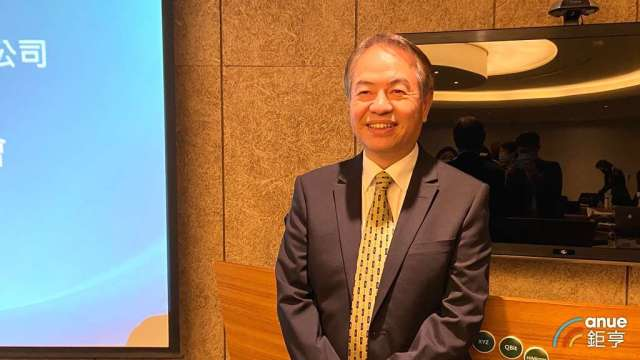 金寶總經理陳威昌。(鉅亨網資料照)