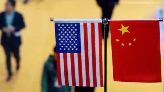 美國土安全部敦促美企 全面封殺中國產品服務。(圖片:AFP)