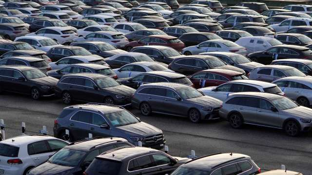 美今年新車銷售量恐年減15% 創下1980年來第四高跌幅(圖片:AFP)