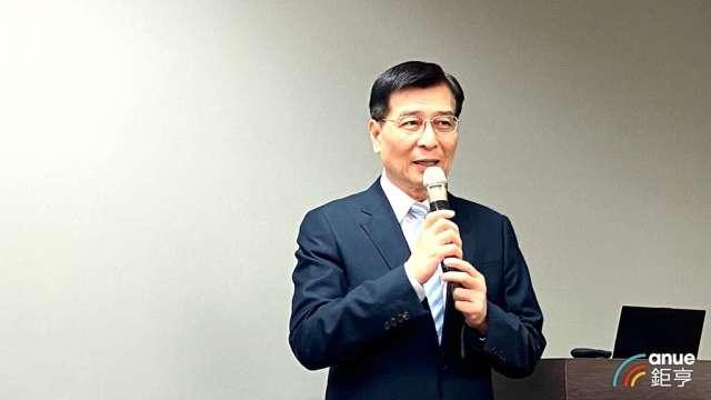 錸寶執行長王鼎章。(鉅亨網資料照)