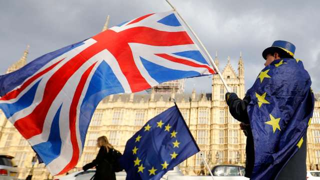英歐達成貿易協議 日本企業界表示歡迎 但憂心物流問題 (圖片:AFP)