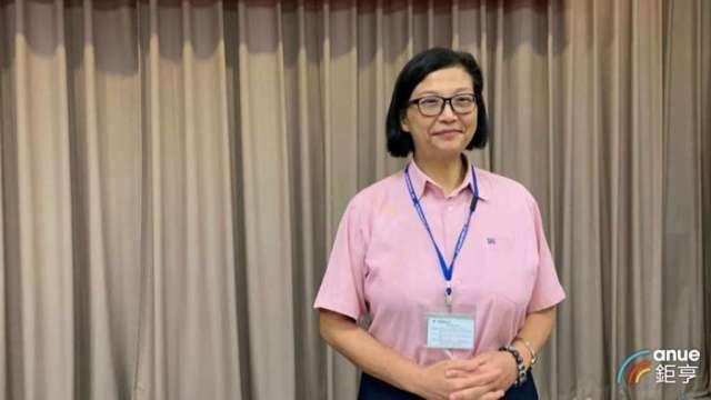 中美晶董事長暨執行長徐秀蘭。(鉅亨網資料照)