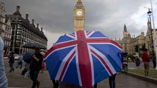 英國達成脫歐貿易協議 對金融業地位影響卻是未知數(圖片:AFP)