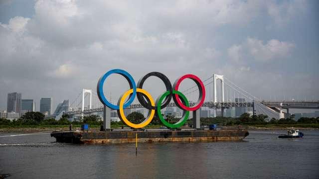 2020東京奧運因新冠疫情被迫延後至2021年7月23日開幕(圖片:AFP)