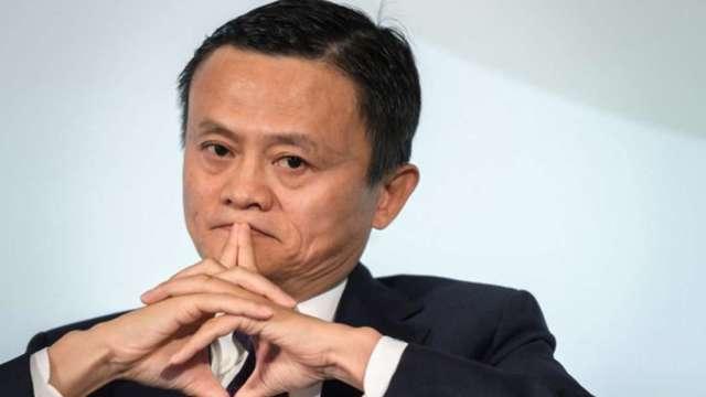 阿里收到北京「監管」耶誕大禮 巴隆:投資中國 明年面臨四大風險 (圖:AFP)