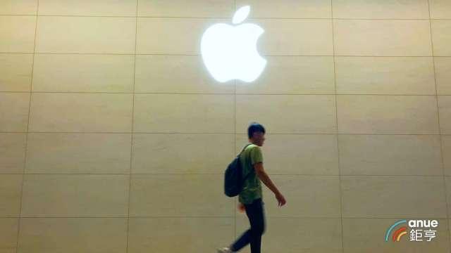 蘋果近期傳出大力推動Apple Car打造電動車與自駕系統。(鉅亨網資料照)