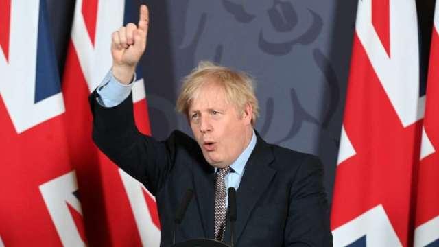 脫歐過渡期僅剩幾天 英政府呼籲企業做好準備(圖:AFP)