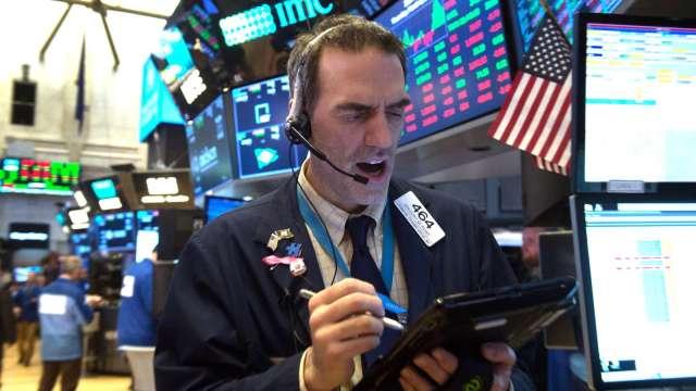 2020年十大最強美股IPO 股價翻一倍起跳。(圖:AFP)