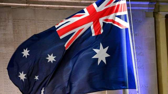 中澳衝突持續 經濟學家:澳洲經濟成長可能永遠回不到疫情前水準(圖片:AFP)