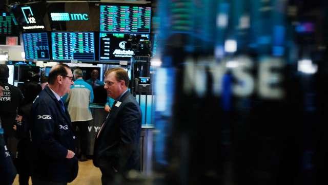 〈美股盤後〉美現英變種病毒首例 紓困支票希望消退 美股上演逆轉行情。(圖片:AFP)