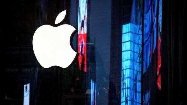 「FAAMG」五大科技股它最會漲!蘋果股價今年來升逾80% (圖:AFP)