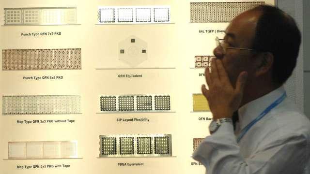 觸控IC市場供給吃緊。(圖:AFP)