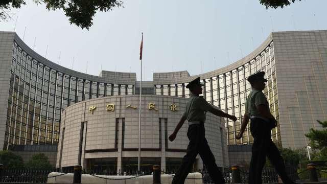 中國人行就反洗錢辧法徵求意見 非銀行支付機構納入監管(圖:AFP)