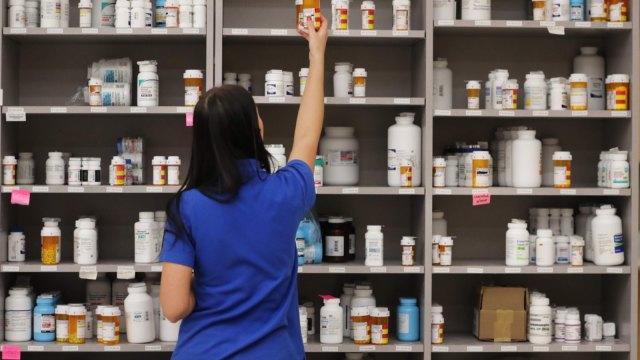 藥華藥紅血球增多症新藥藥證 明年Q1到手。(圖:AFP)