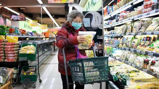 中國新冠疫苗上市 保護率達79.34%。(圖:AFP)