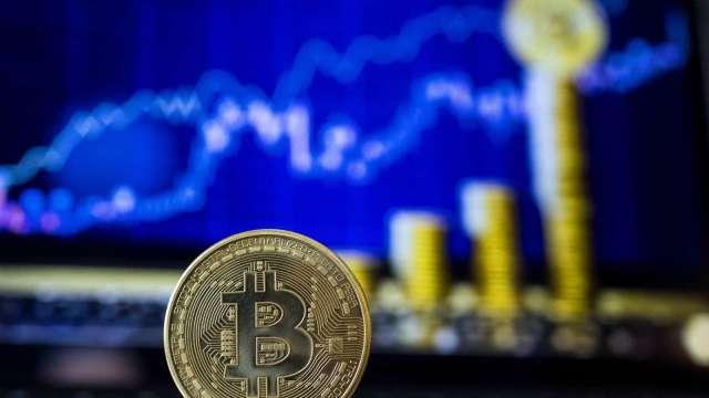 比特幣突破29000美元關卡 單月漲幅已近50%(圖:AFP)