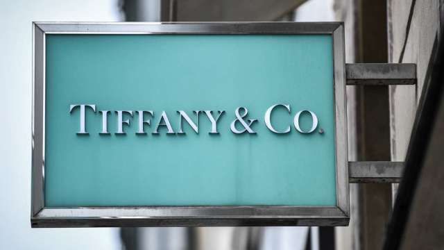 Tiffany臨時股東會 接受LVMH約158億美元併購條件 (圖片:AFP)