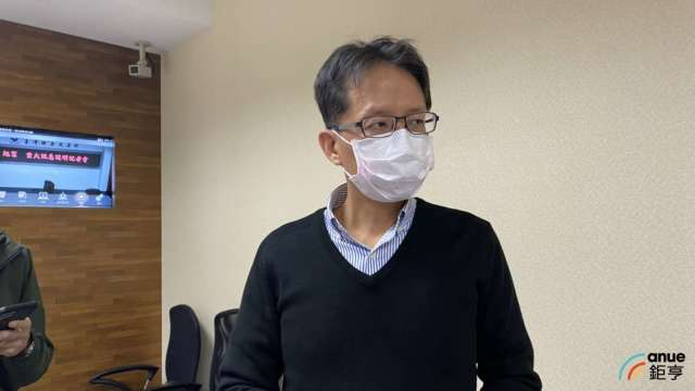 旭富財務經理楊文禎。(鉅亨網資料照)