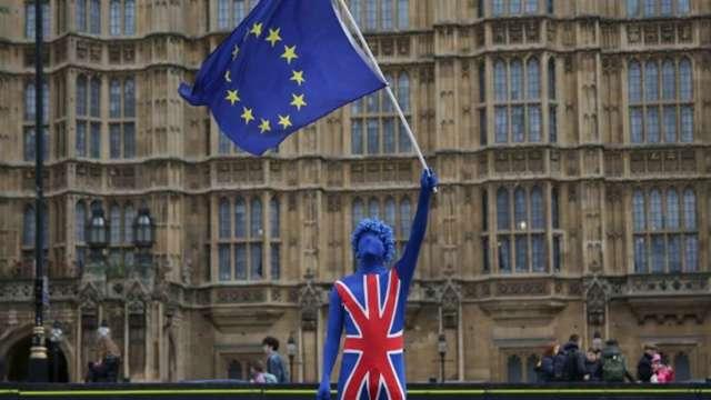 元旦正式生效!英國邁入脫歐後新時代 面臨更多未知數 (圖:AFP)