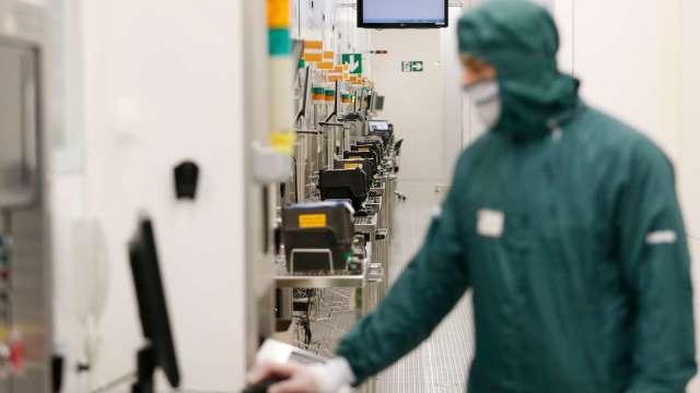 〈觀察〉中芯成熟製程緊箍咒解除 半導體漲勢還能延續多久。(圖:AFP)