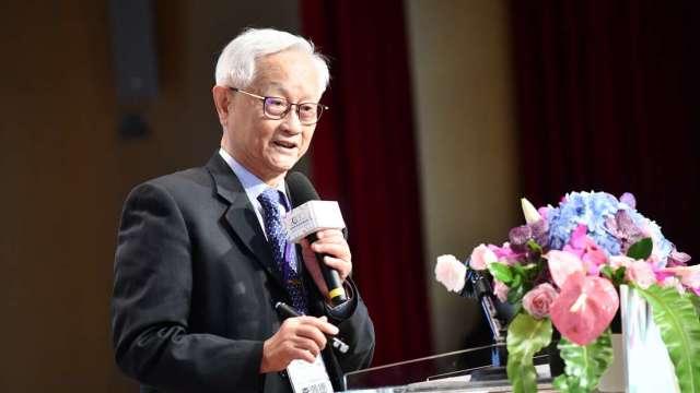 臺大醫學院名譽教授李源德。(圖:工業技術與資訊月刊)