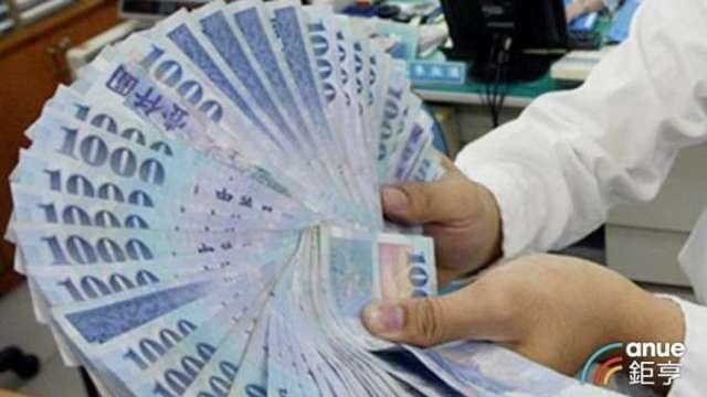 台股開紅盤日,台灣央行並未強守台幣28.5元心理大關。(鉅亨網資料照)