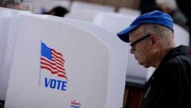 喬治亞州決選登場!小摩:若民主黨全拿將推動新一波價值股牛市(圖:AFP)