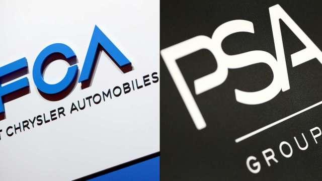 PSA與FCA股東同意合併 全球第四大車廠即將誕生 (圖片:AFP)